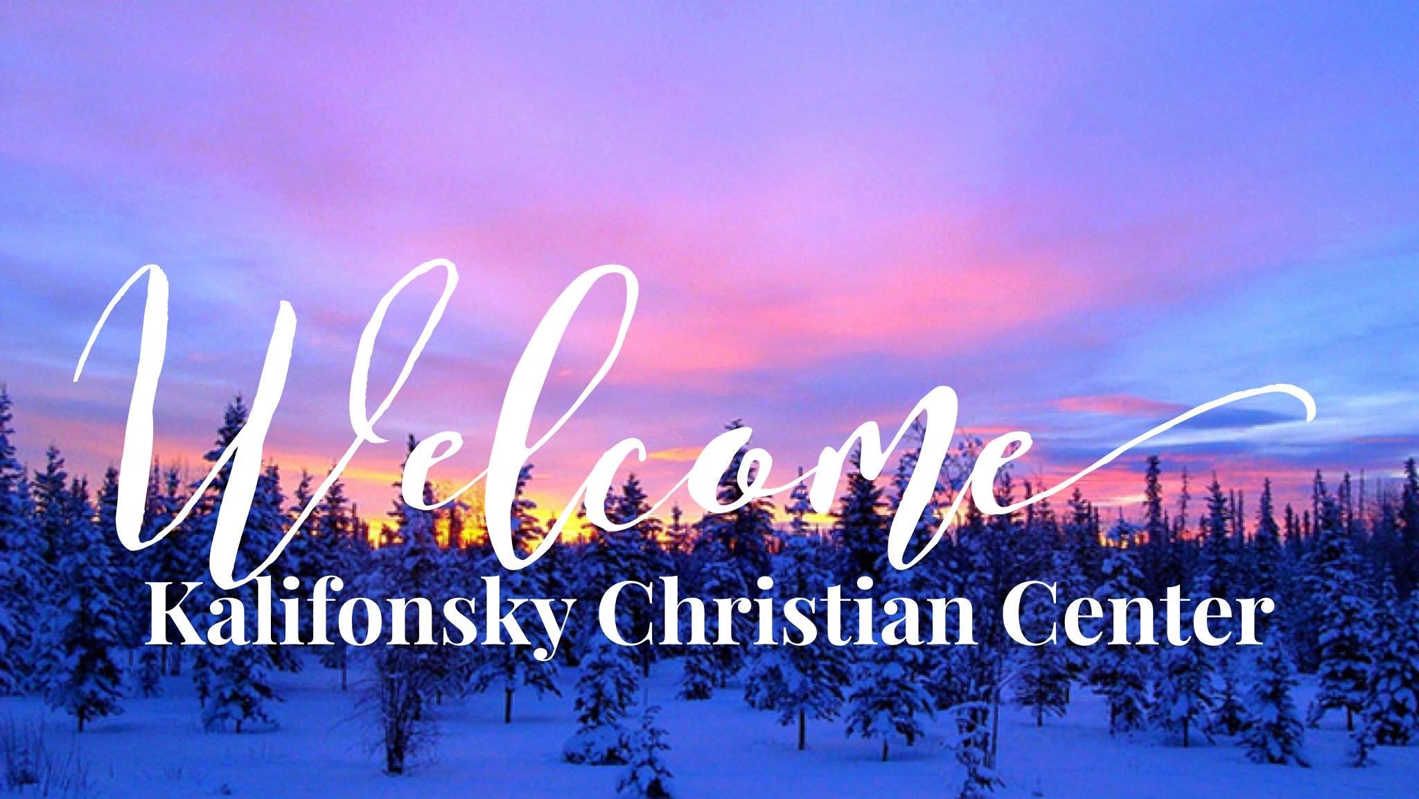 Kalifonsky Christian Center